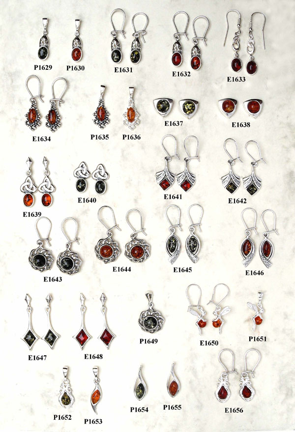 silver and amber jewellery manufacturer