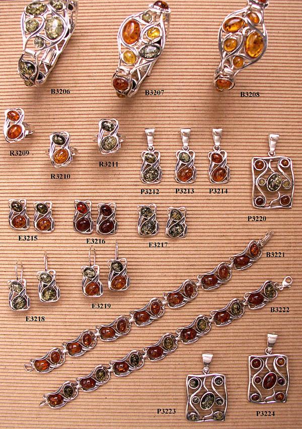 bijoux ambre